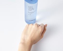 محلول پاک کننده آرایش لانیج