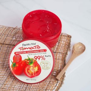 ژل تسکین دهنده گوجه فرنگی فارم استی