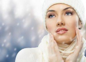 میکاپ پوست های خشک در فصل زمستان