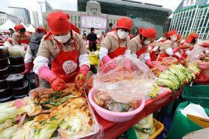 آشپزی در کره