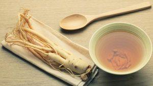 چای جینسینگ کره ای