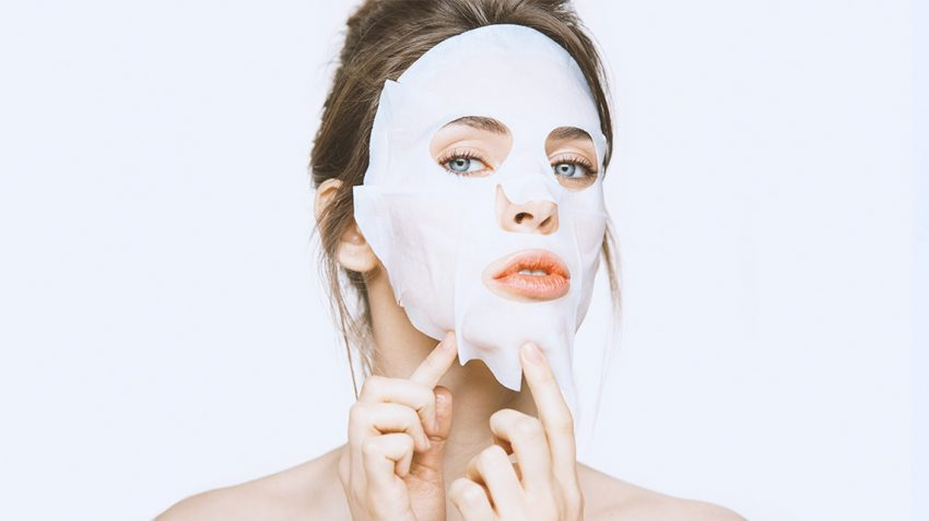 استفاده روزانه از ماسک های ورقه ای