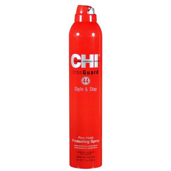 CHI Iron Guard 44 Style and Stay Protecting Spray 10floz New2 - فروشگاه اینترنتی می شاپ