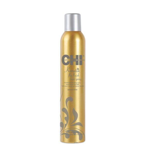 CHI Keratin Flex Finish Hairspray 10oz NEW - فروشگاه اینترنتی می شاپ