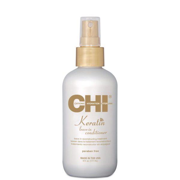 CHI Keratin Leave In Conditioner 6oz NEW - فروشگاه اینترنتی می شاپ