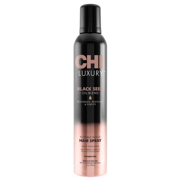 CHI Luxury Black Seed Oil Blend Hair Spray 10oz - فروشگاه اینترنتی می شاپ