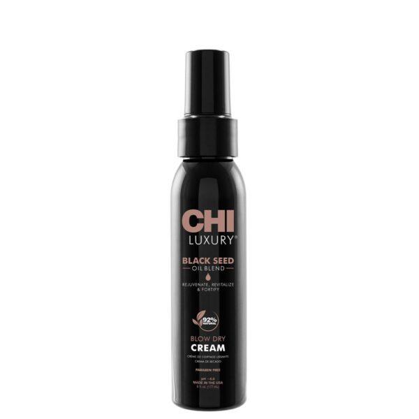 CHI Luxury Black Seed Oil Blow Dry Cream 6oz 1 - فروشگاه اینترنتی می شاپ