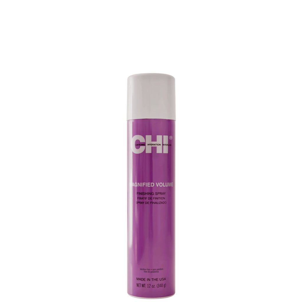 CHI Magnified Volume Finishing Spray 12oz New3 - فروشگاه اینترنتی می شاپ