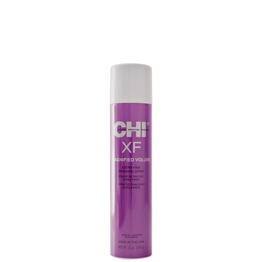 CHI Magnified Volume XF Finishing Spray 12oz New3 - فروشگاه اینترنتی می شاپ