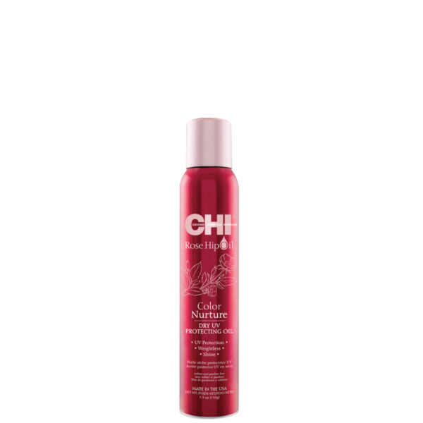 CHI Rose Hip Oil Dry UV Protecting Oil 5floz New3 - فروشگاه اینترنتی می شاپ