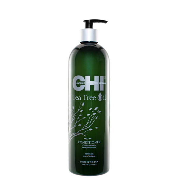 CHI Tea Tree Oil Conditioner 25floz New3 - فروشگاه اینترنتی می شاپ