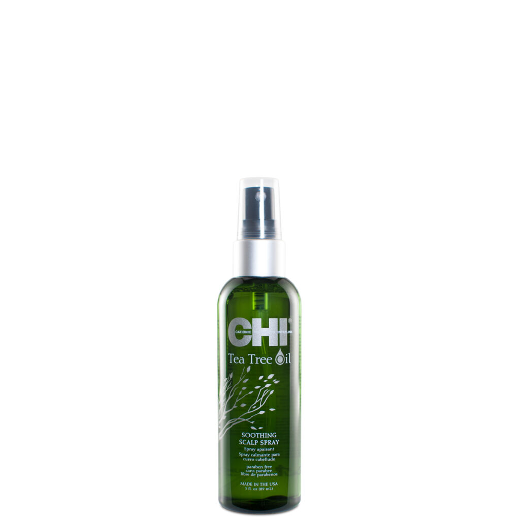 CHI Tea Tree Oil Soothing Scalp Spray 3floz New3 - فروشگاه اینترنتی می شاپ