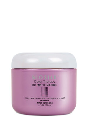 Biosilk Color Therapy Intensive Masque 4oz NEW - فروشگاه اینترنتی می شاپ
