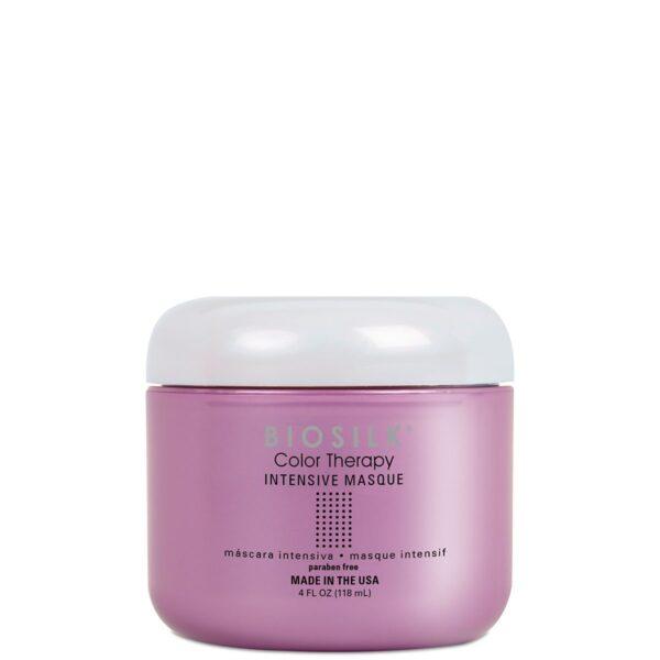 Biosilk Color Therapy Intensive Masque 4oz NEW - فروشگاه اینترنتی می شاپ