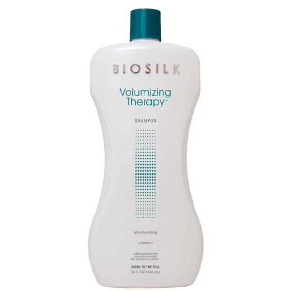 Biosilk Volumizing Therapy Shampoo 34oz - فروشگاه اینترنتی می شاپ