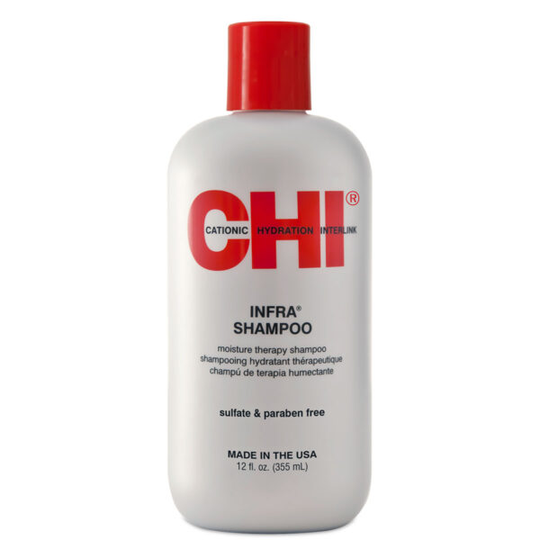 CHI Infra Shampoo 12oz NEW - فروشگاه اینترنتی می شاپ