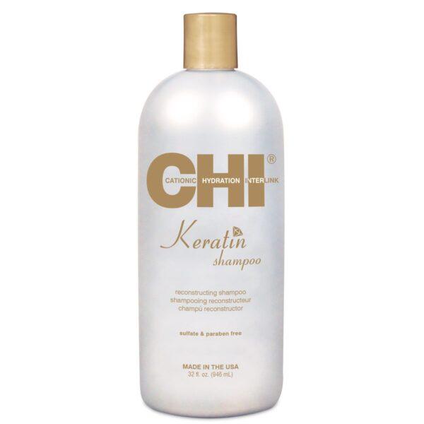 CHI Keratin Shampoo 32oz NEW - فروشگاه اینترنتی می شاپ