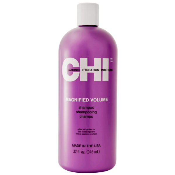 CHI Magnified Volume Shampoo 32floz New2 1 - فروشگاه اینترنتی می شاپ