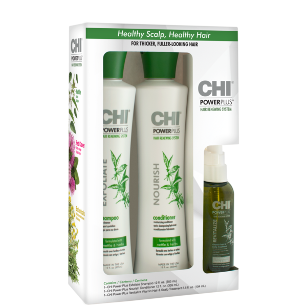 CHI Power Plus - فروشگاه اینترنتی می شاپ