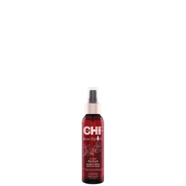 CHI Rose Hip Oil Repair and Shine LeaveIn Tonic 4floz New3 - فروشگاه اینترنتی می شاپ
