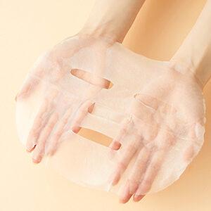 ماسک ورقه ای سرم ویتامین C نارنگی گودآل - Goodal