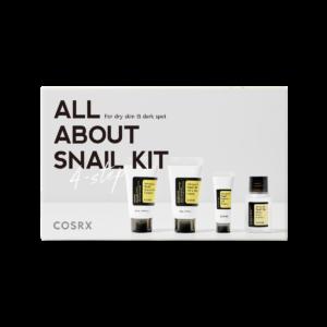 کیت حلزون 4 مرحلهای کو اِس آر اِکس - COSRX