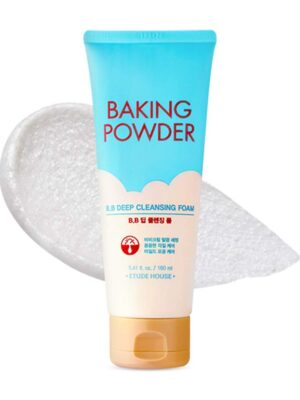 [Etude House] Baking Powder B.B Deep Cleansing Foam 160ml