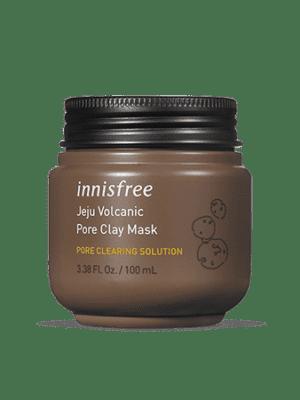 Innisfree Jeju Volcanic Pore Clay Mask 100mL - فروشگاه اینترنتی می شاپ