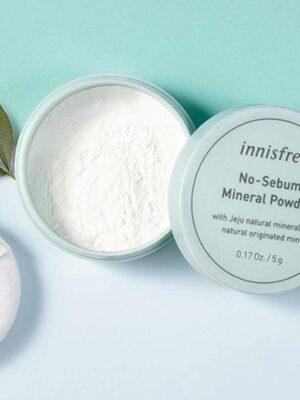 Innisfree No sebum Mineral powder 5g - فروشگاه اینترنتی می شاپ